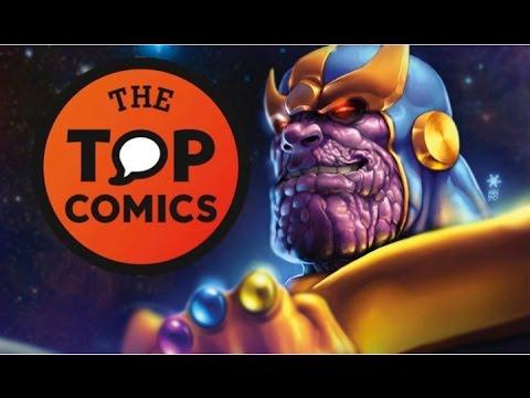 10 Cosas que debes saber de Thanos y las Gemas del Infinito
