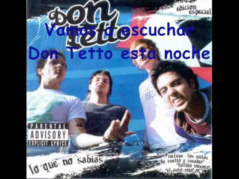 Don Tetto - El Toque