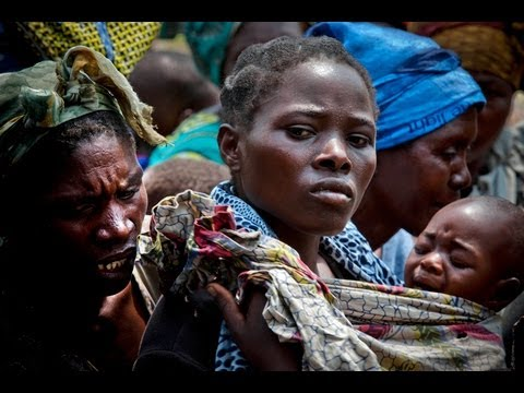 Rape as a Weapon of War: CARE Responds to the Humanitarian Crisis in DRC