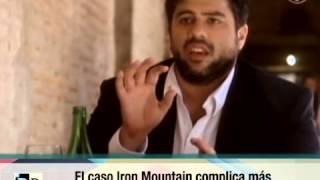 Iron Mountain: Macri desoyó 15 alertas