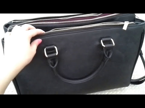 Zara Office City Bag Review