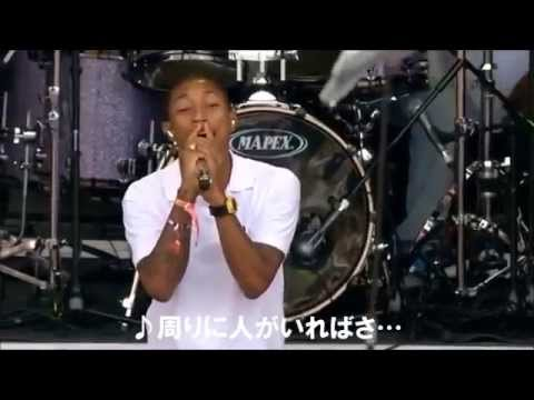 【日本語字幕付き】【LIVE】N.E.R.D / Sooner Or Later