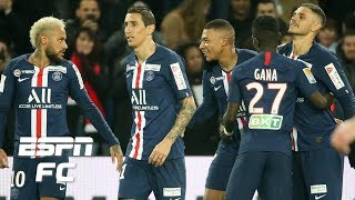 PSG's 'fantastic 4' of Mbappe, Neymar, Icardi and Di Maria is a work in progress - Laurens | Ligue 1