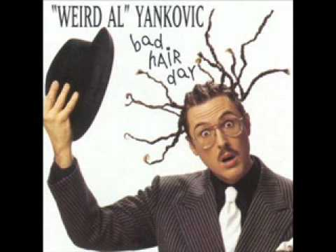 """Weird Al"" Yankovic: Bad Hair Day - Syndicated Inc."