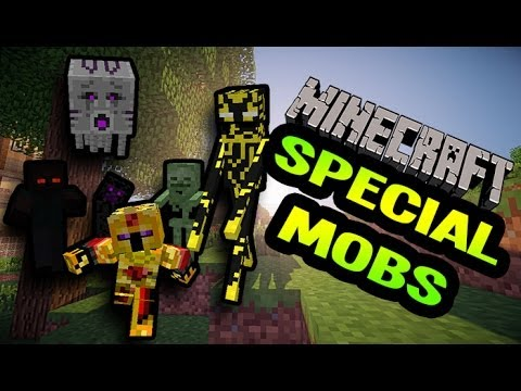 [FR]-Spécial mobs : Présentation de mods-[Minecraft 1.6.4]