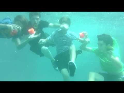 Longboarders Dive In