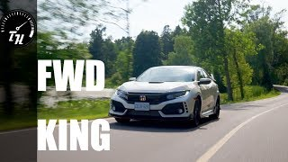Why the Honda Civic Type R should NEVER be AWD // 2018 Type R: A Masterclass in FWD