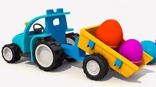Лёва грузовичок раскраска все серии подряд