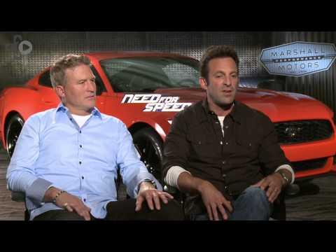 Need For Speed Scott Waugh & Lance Gilbert Interview