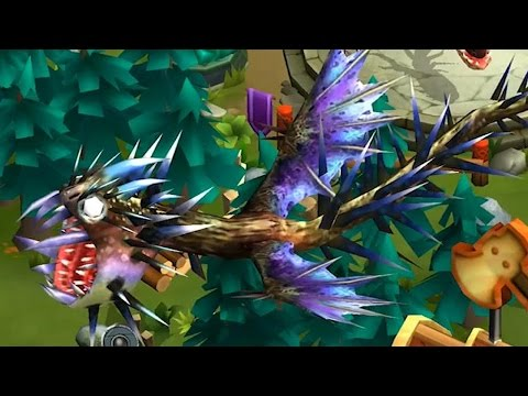 Dragons Rise of Berk Titan Scauldron ▶ Dragons Rise of Berk