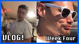 Welcome to October! Drinks with Friends and Fitness Update! Week 4 VLOG   Trilogy Media