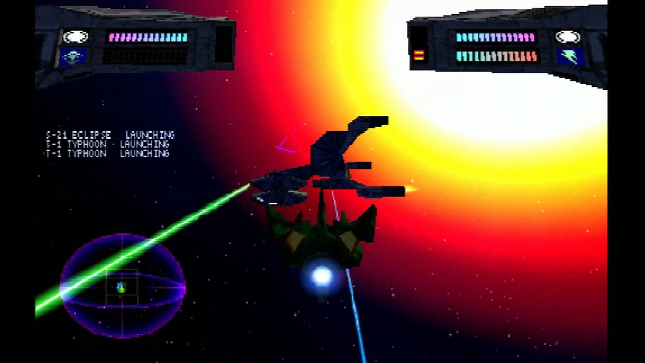 Colony Wars Playstation One