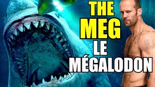 LE MÉGALODON EXISTE ? THE MEG ( EN EAUX TROUBLES) TRAILER RÉACTION |  ToutSur