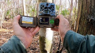 Browning Recon Force Extreme Swamp Camera Pickup