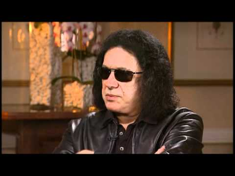 Gene Simmons on InnerVIEWS with Ernie Manouse