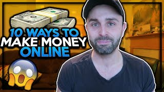 10 Proven Ways To Make Money Online That Actually Work