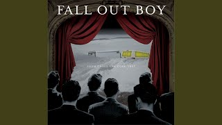 Watch Fall Out Boy I Slept With Someone In Fall Out Boy And All I Got Was This Stupid Song Written About Me video