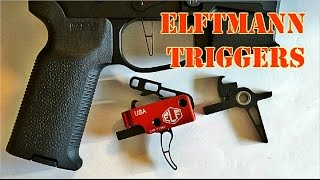 ELF Tactical Drop-In Triggers Review