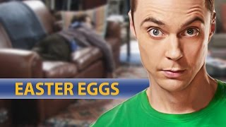 Die Geheimnisse von The Big Bang Theory! | Easter Eggs