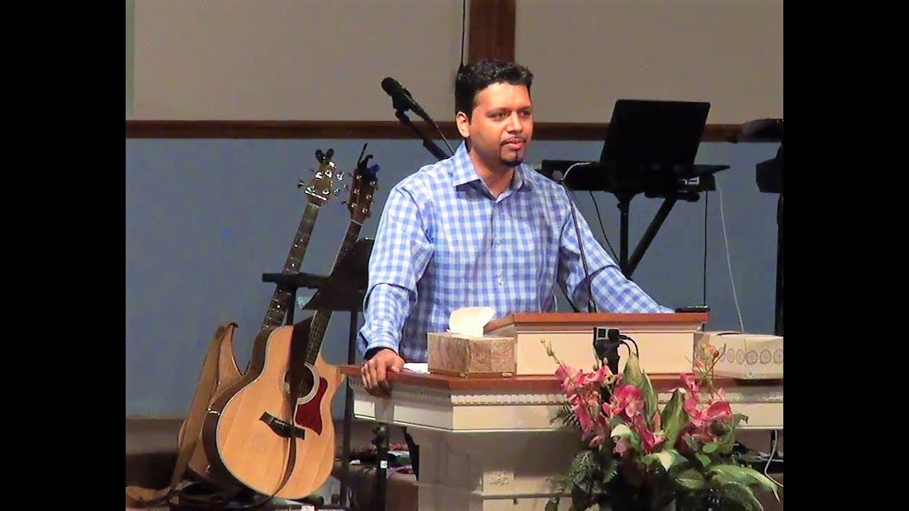 Intimacy With God | Bro. Shibu Samuel
