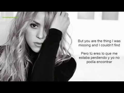 Shakira - Spotlight (Lyrics) (Letra Traducida Al Español)