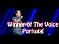 Winner Of The Voice Portugal 2016 Fernando Daniel mp3