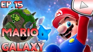 Mario Galaxy : FAIL | Episode 15 - Let's Play