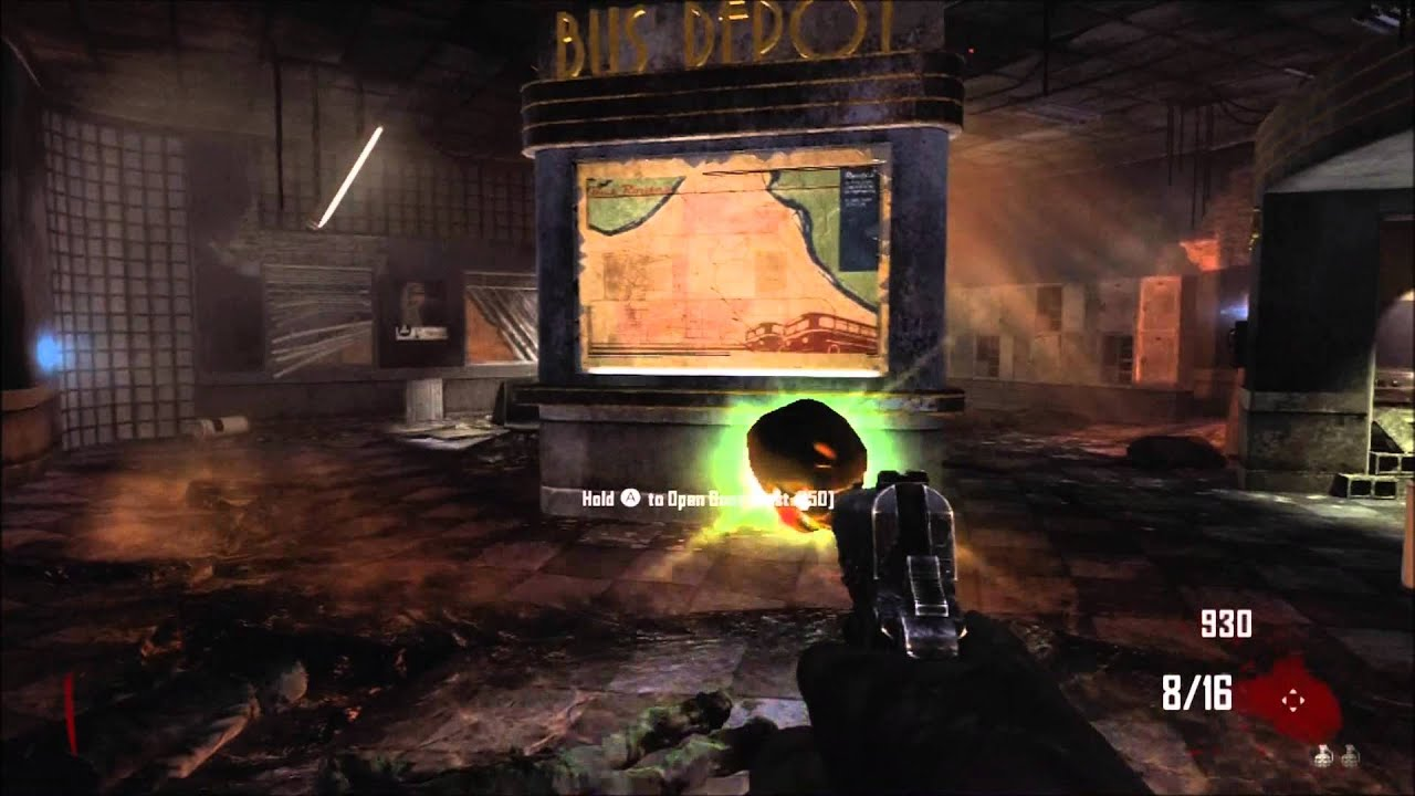 Wii U Black Ops 2 Zombies : Wii u black ops ii zombie survival epic fail xd youtube