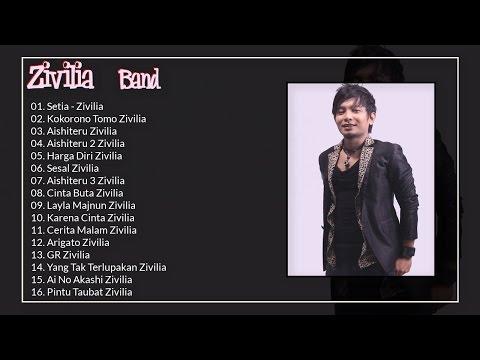 Zivilia Full Album (16 Hits Lagu Pop Indonesia Terpopuler)