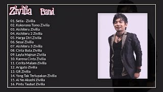 Zivilia Full Album (16 Hits Lagu Pop Indonesia Terpopuler)