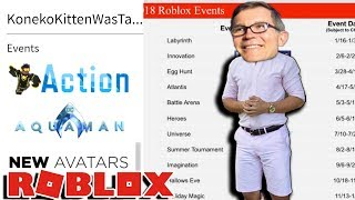 roblox CANCELLED the christmas event for THIS...