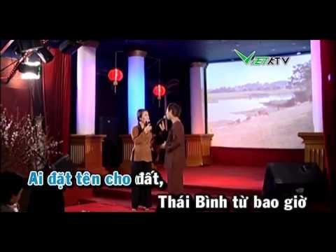 Karaoke Nang Am Que Huong   Dinh Trong Beat Moi Nu Feat video
