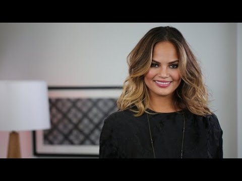 Chrissy Teigen Talks Valentine's Day: