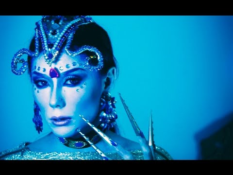 RuPaul's Drag Race - Raja Gemini/ Sutan Amrull Makeup Transformation