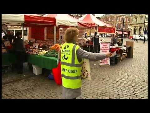 Europe to Newark: Ukip's election campaign