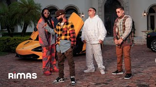 Download lagu Arcangel x De La Ghetto x Yaga & Mackie - Aparentemente 2 (Video Oficial)