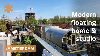 On building your dream (floating) home-studio, the Dutch way