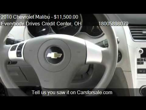 2010 Chevrolet Malibu LS - for sale in Upper Sandusky, OH 43