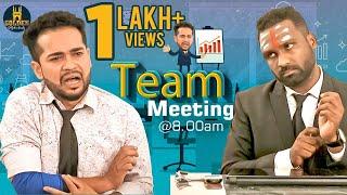 Team Meeting | Abdul Razzak | Latest Comedy Videos | Funny Videos 2019 | Hyderabadi Comedy