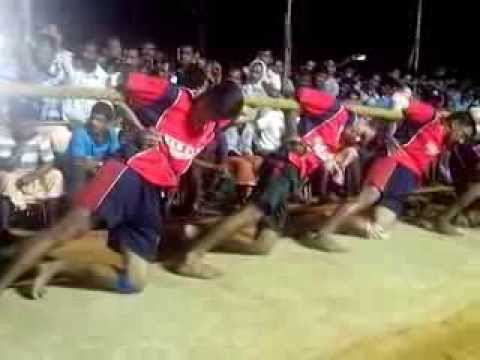 All Kerala Tug Of War (vadam Vali) 2014 Aaha Neeloor Vs New Star Ponkunnam (final) video