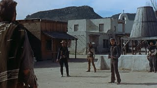 A Fistful of Dollars - Final Duel & Ending (1964 HD)