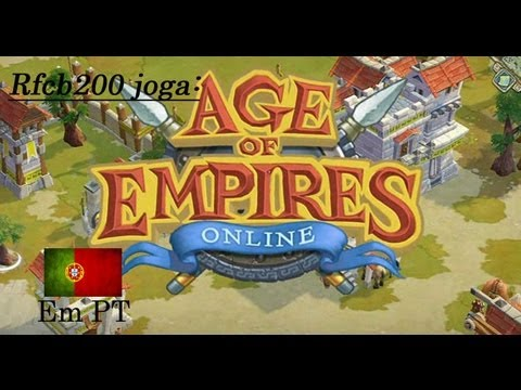Age of Empires Online EM PORTUGUS!
