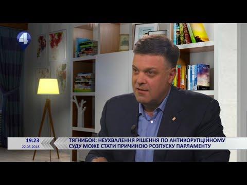 Олег Тягнибок про політичну гру влади, дострокові вибори та дії націоналістів