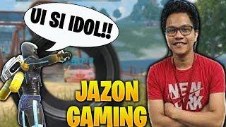 NAKALABAN NAMIN SI IDOL JAZON GAMING! Insane Squad Gameplay (Rules of Survival)