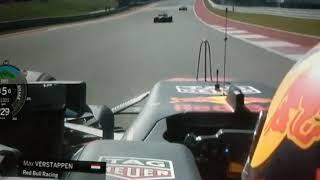 download lagu Max Verstappen Overtakes Kimi Räikkönen Onboard F1 Usa Austin gratis