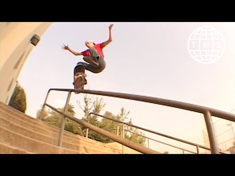 TWS Vault: Jason Hernandez Ep 4 | Rob Welsh and Joey Pepper at LA High, Jon Allie, and more.