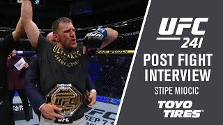 "UFC 241 Stipe Miocic - ""This Is All Me"""
