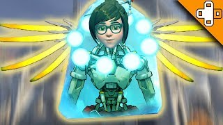 Mei isn't Satan... SHE'S AN ANGEL! Overwatch Funny & Epic Moments 405