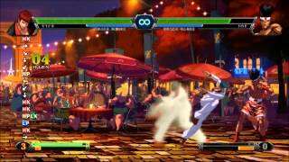 Juicy Bits - KOF13 System: The Button Hold Trick