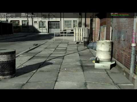 Real-time photorealistic GPU path tracing at 720p: street scene